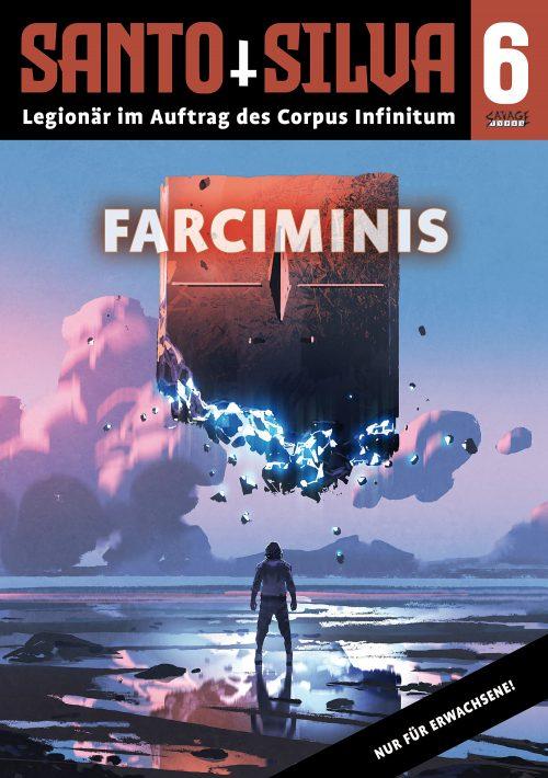 Cover Santo Silva 6 Farciminis